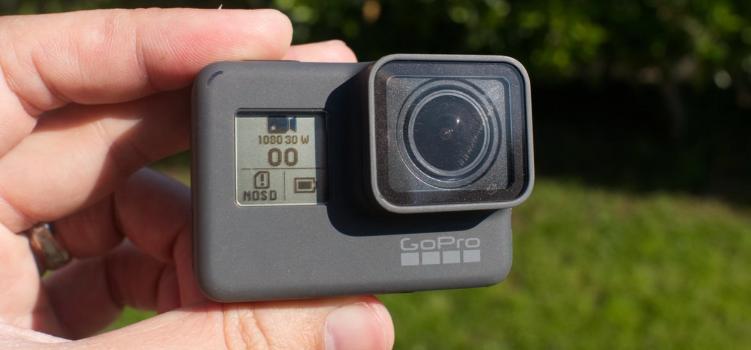 Test de la nouvelle GoPro Hero : ce qu'il a dans le ventre