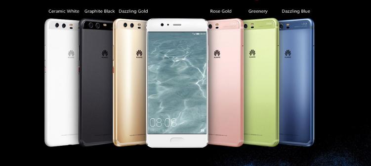 Pourquoi se laisser séduire par l'Huawei P10 ?